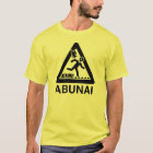 Camisa de Abunai, logotipo claro
