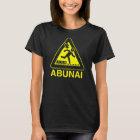 Camisa de Abunai, negra