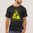 Camisa de Abunai, negro, ningún texto