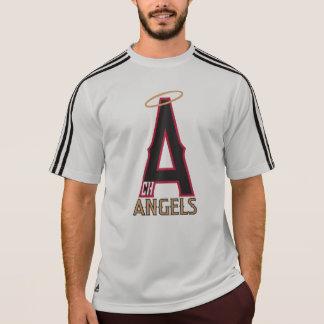 Camisa de Adidas del coche de los ángeles de Chino