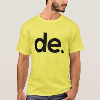 Camisa de Alemania para los hombres