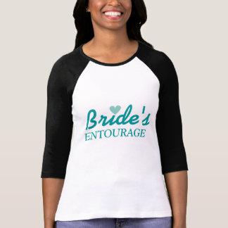 Camisa de Bachelorette de la comitiva de la novia