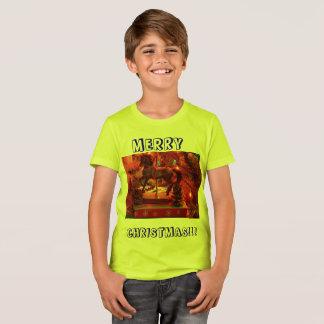 Camisa de Bella de las Felices Navidad