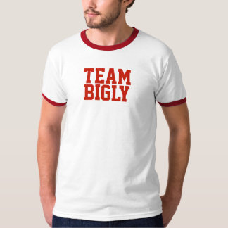 Camisa de Bigly del equipo