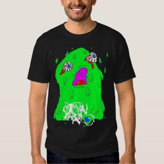 Camisa de Blobman de la sangría - oscuridad