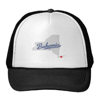 Camisa de Bohemia Nueva York NY Gorro