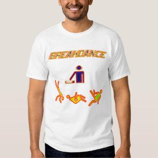 Camisa de Breakdance