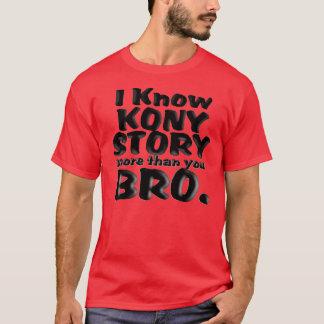 Camisa de Bro de la historia de Kony
