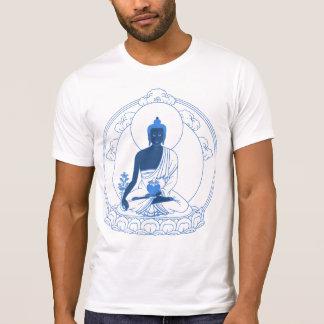 Camisa de Buda de la medicina del vintage