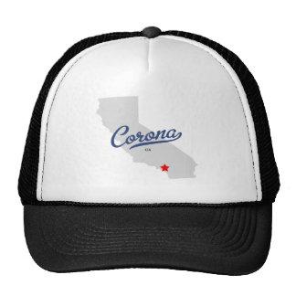 Camisa de California CA de la corona Gorro