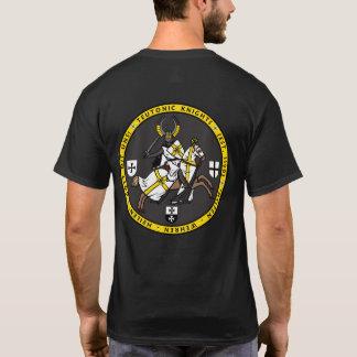 Camisa de carga del sello del caballero teutónico