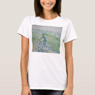 Camisa de ciclo de la sombra