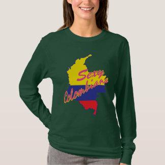 Camisa de Colombiana