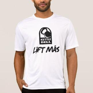 Camisa de deporte de Kettlebells del entrenamiento