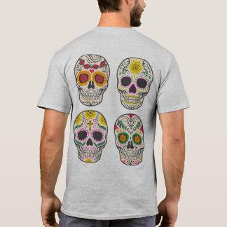 Camisa de Dia de los Muertos Skulls el |