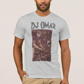Camisa de DJ Omar