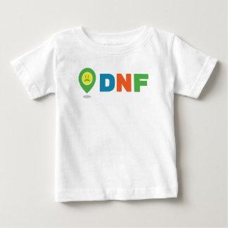 Camisa de DNF (no hizo el hallazgo)