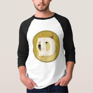 Camisa de Dogecoin