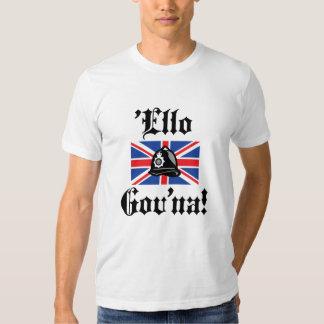 'Camisa de Ello Gov'na Británicos Camisetas