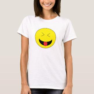 Camisa de Emoji de las mujeres