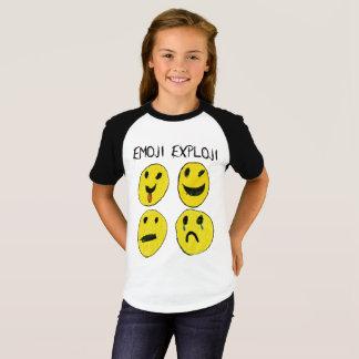 Camisa de Emoji Exploji