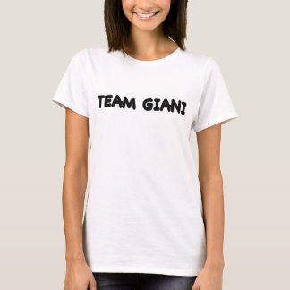 Camisa de Giani del equipo de señora PartsTV