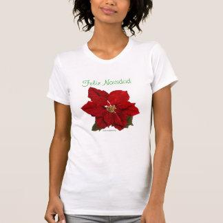 Camisa de GothicChicz Feliz Navidad