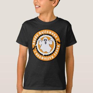 Camisa de Halloween con el fantasma