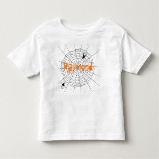Camisa de Halloween de la araña