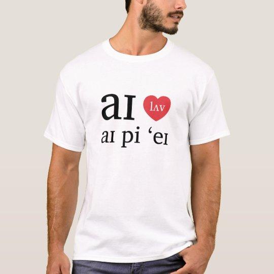 Camisa de IPA - blanco