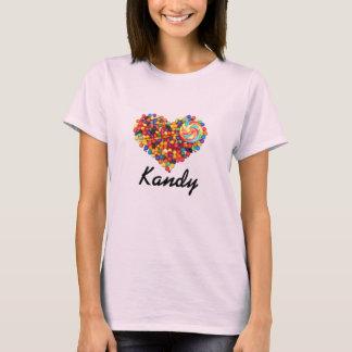Camisa de Kandy de las señoras