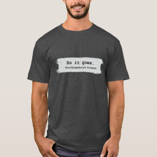 Camisa de Kurt Vonnegut Tralfalmadorian