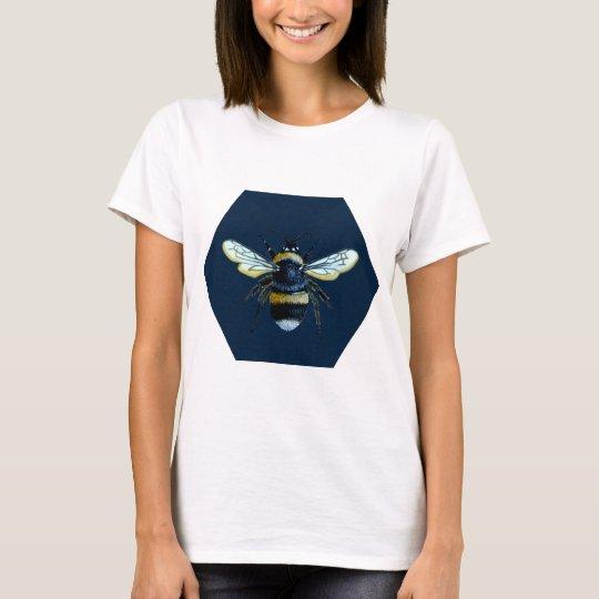 Camisa de la abeja para las mujeres