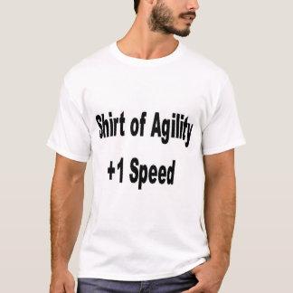 Camisa de la agilidad