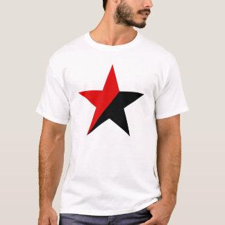 Camisa de la anarquía de la estrella del
