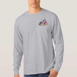 Camisa de la asociación de Delco k9
