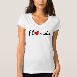 Camiseta Camisa de la ayuda de Irma del huracán del corazón