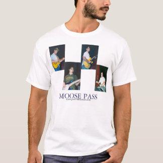 camisa de la banda del pass_ de los alces