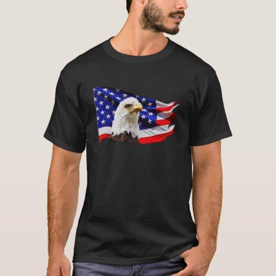 Camisa de la bandera americana de American Eagle