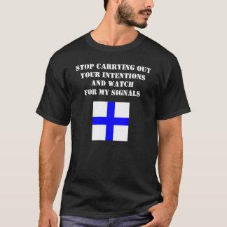 Camisa de la bandera de la radiografía (bandera de