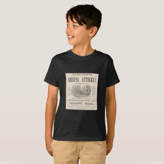 Camisa de la celebración de Crispus Attucks