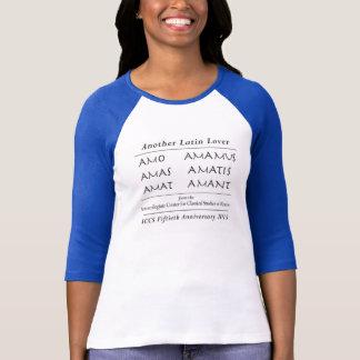 Camisa de la celebración del aniversario de ICCS