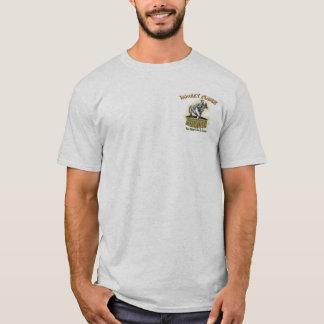 Camisa de la cerveza del sacador del burro