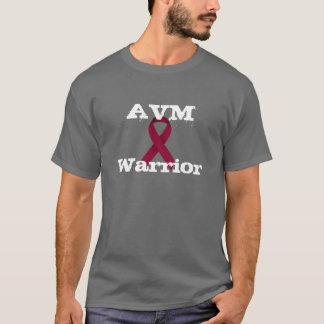 Camisa de la cinta de Borgoña del guerrero de AVM