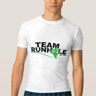 Camisa de la compresión de Runhole