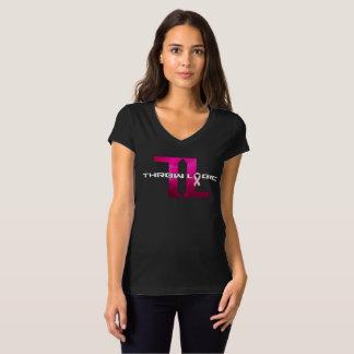 Camisa de la conciencia del cáncer de pecho de TL