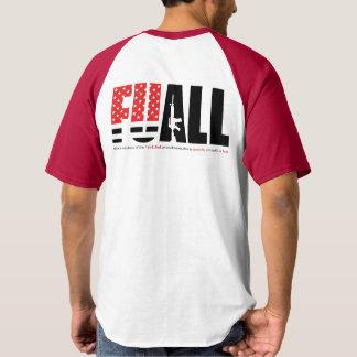 Camisa de la cubierta de libro de FUALL