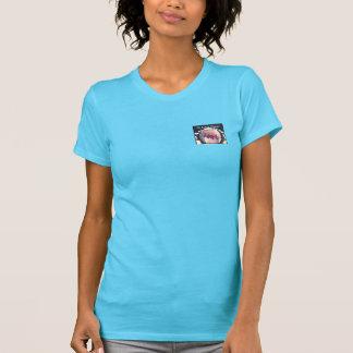 Camisa de la declaración de AACE (turquesa)