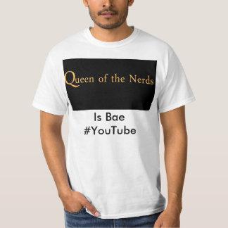 Camisa de la fan para la reina de los entusiastas