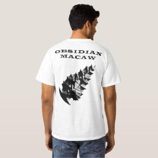 Camisa de la flecha de la obsidiana